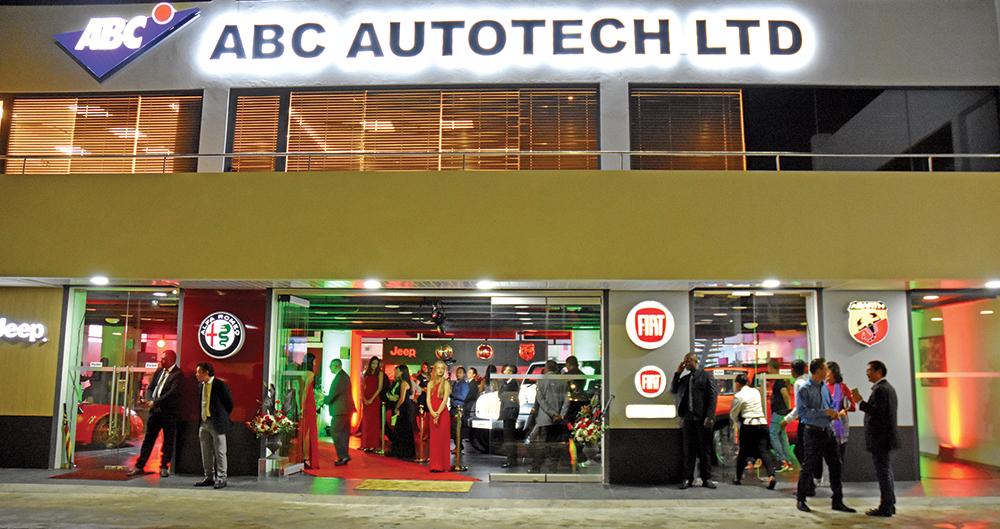 Un nouveau showroom pour de belles italo-américaines avec ABC Autotech