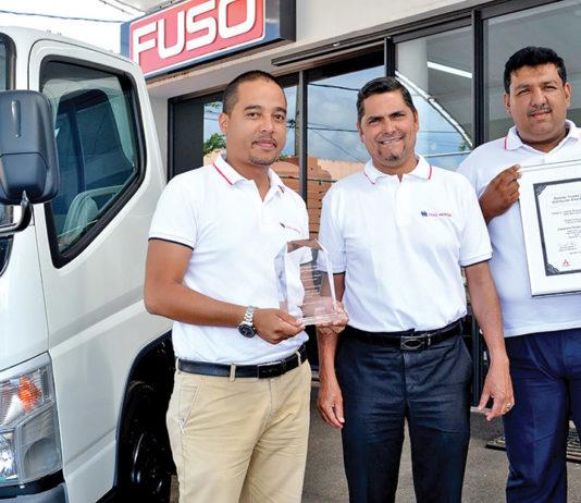 CFAO Motors à Maurice récompensée en Asie