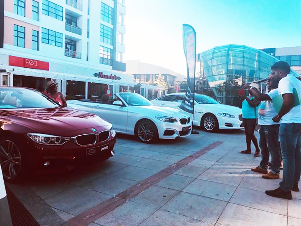 Show de Car Connexion à Grand Baie La Croisette