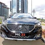 Une réussite sino-britannique pour cette MG ZS