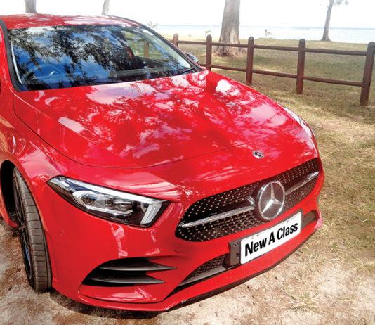 Nouvelle Classe A AMG de Mercedes concentre toute l'excellence de la marque