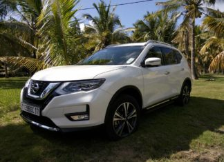Le SUV X-Trail : modèle XXL de Nissan