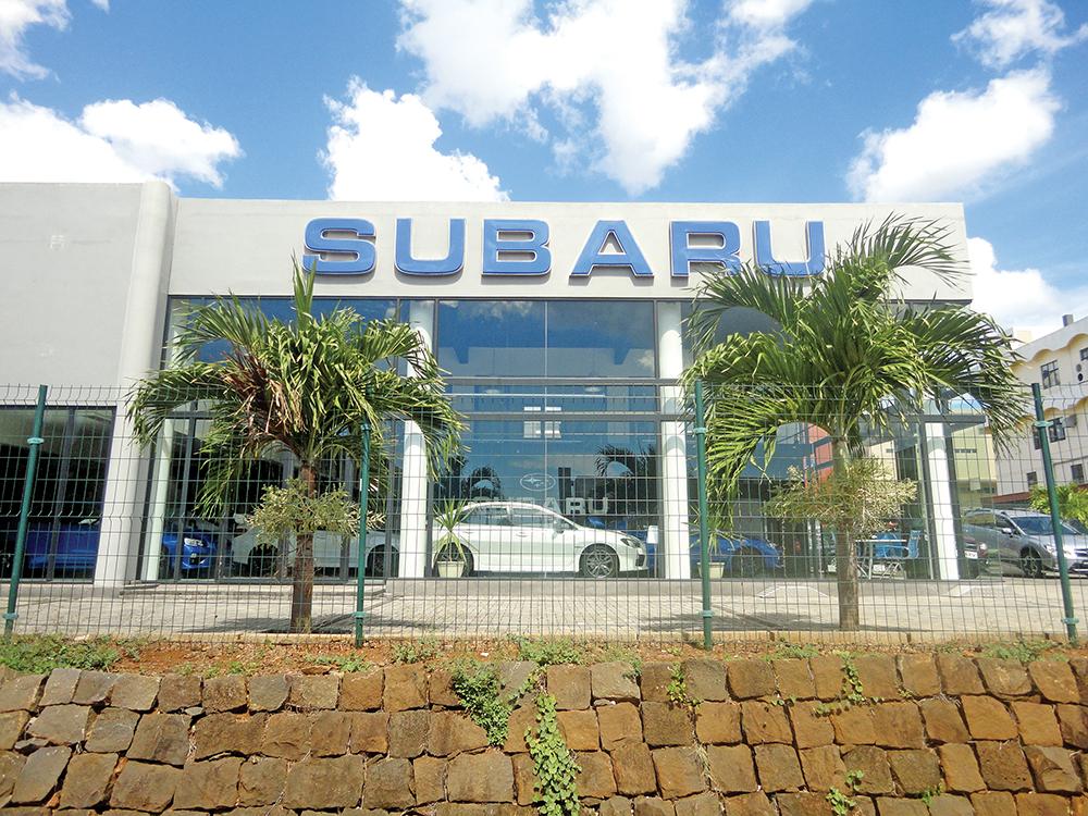Cross Trek XV: le séduisant SUV de Subaru