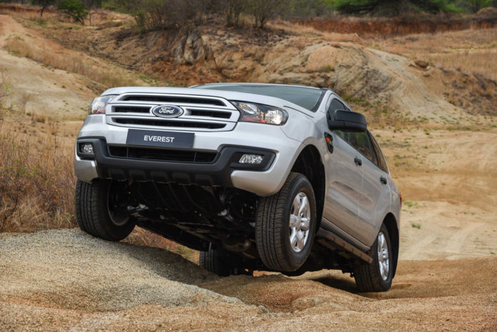 Nouveau Ford Everest
