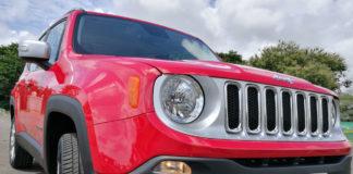 Le SUV Jeep Renegade