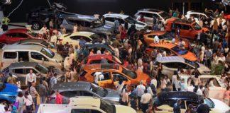 Toujours plus de ventes au salon de l'auto 2018 à Maurice