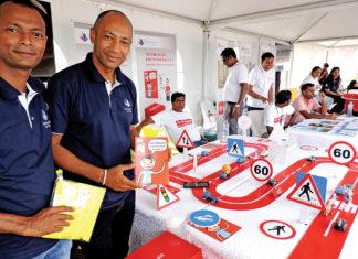 Le monde professionnel se mobilise pour la sécurité routière
